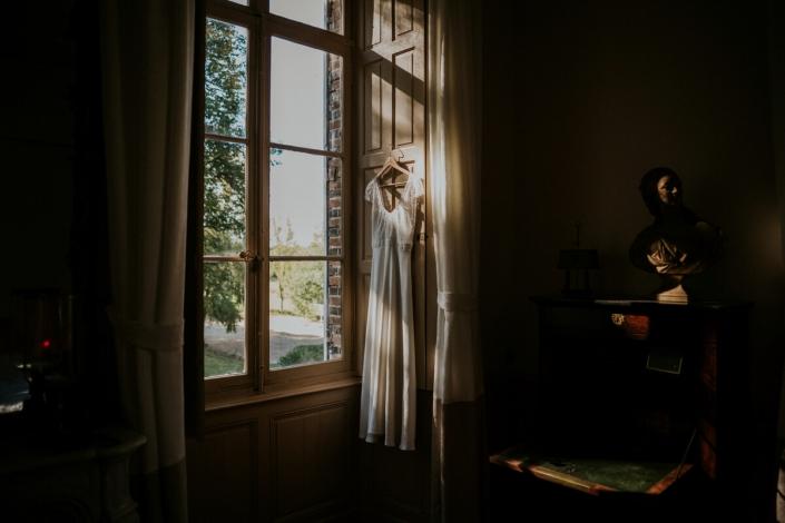 reportage photo mariage abbaye de vauluisant