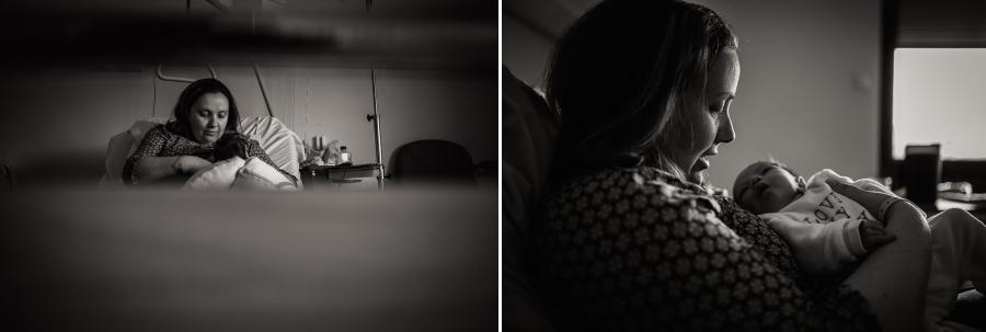 séance photos de bébé à la maternité de Chartres