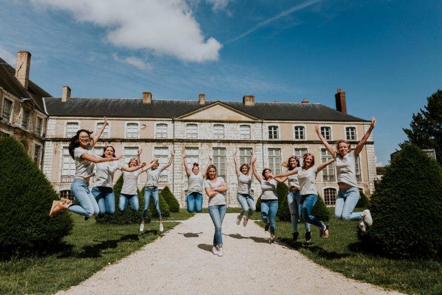Un shooting photo EVJF à Chartres - Arnaud Delaunay photographe