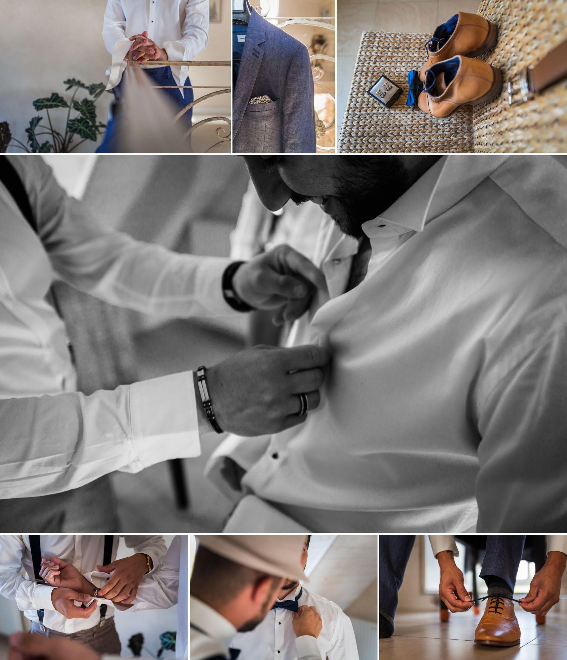 Arnaud Delaunay photographe mariage