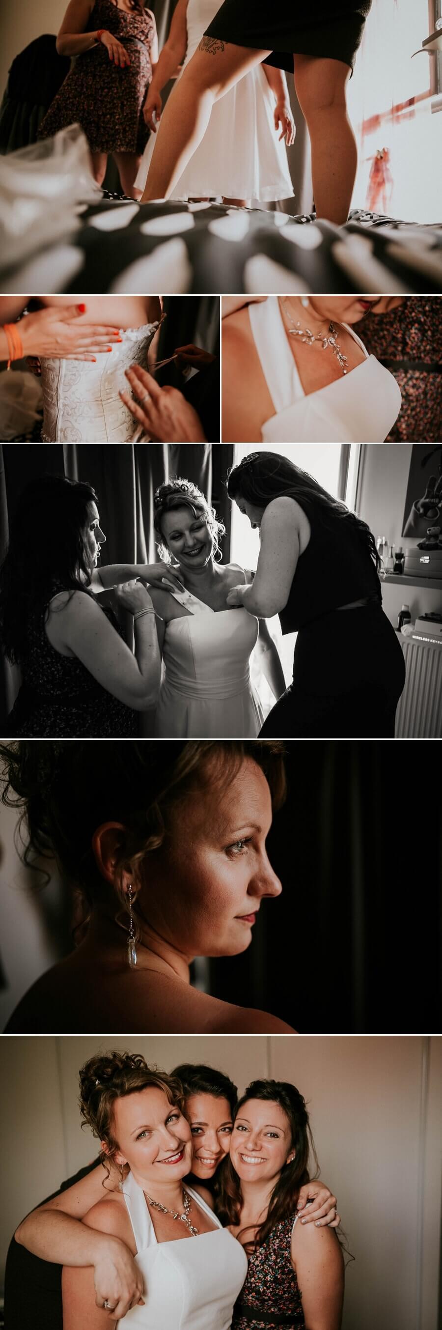 reportage photos de mariage lifestyle préparatifs mariée portraits chartres