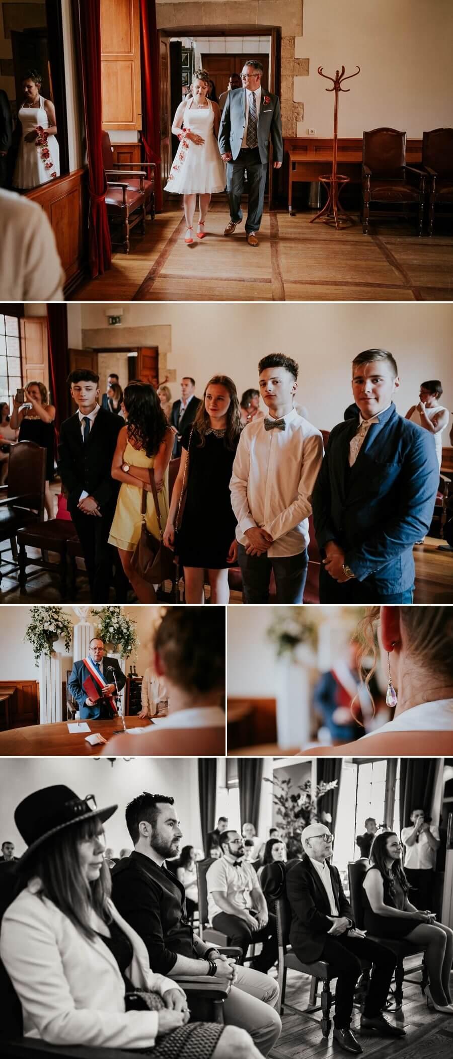 photos de mariage mairie photographe chartres