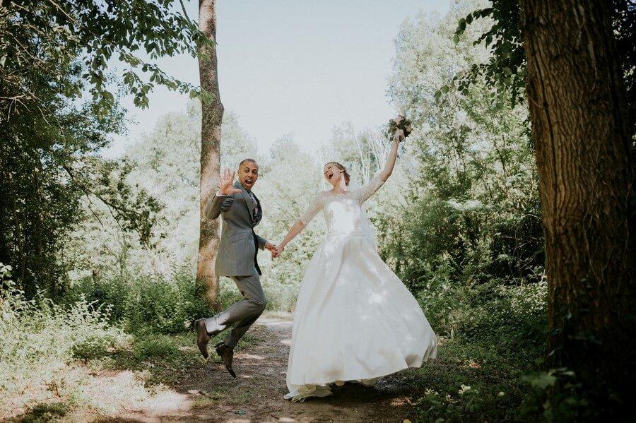 Photographe mariage Tours – Un joli mariage fort en émotions.