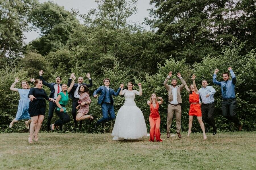Photographe Eure et Loir-Un joli mariage au moulin Sainte Agnès
