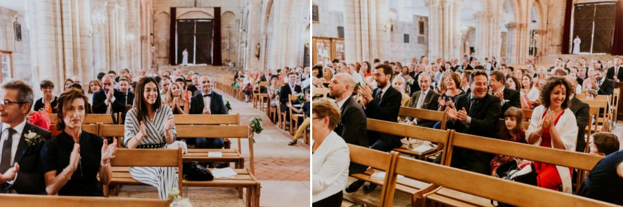 photos de mariage à la basilique de Longpont-sur-Orge - photographe mariage Essonne