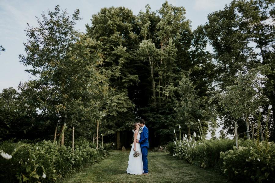 Un mariage au domaine de Quincampoix | Photographe mariage Yvelines