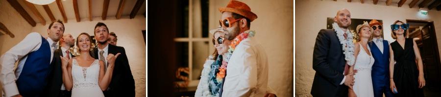 Reportage photos de mariage au domaine de Quincampoix - photographe mariage Essonne