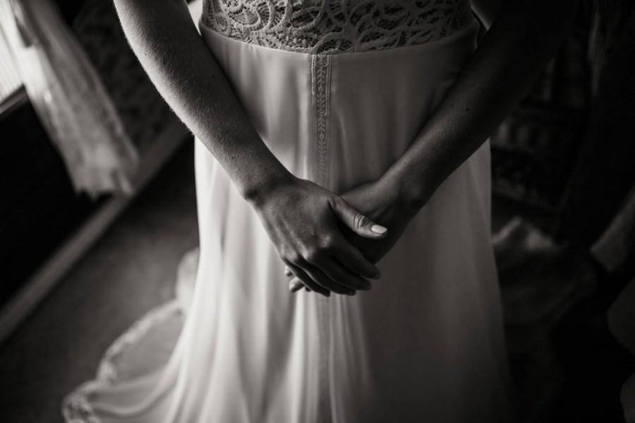 Préparatifs de mariage - photographe Essonne