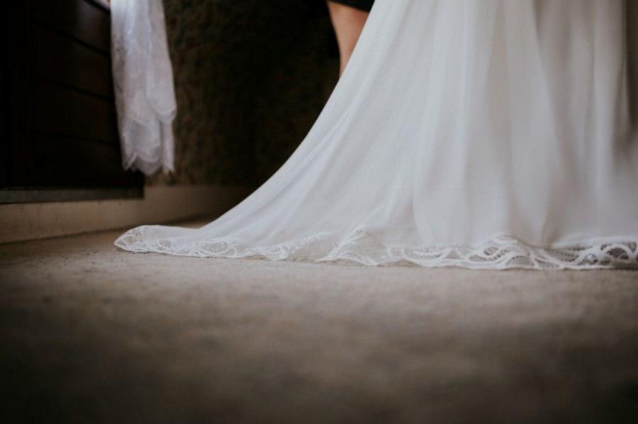 Préparatifs de la mariée - photographe mariage Essonne