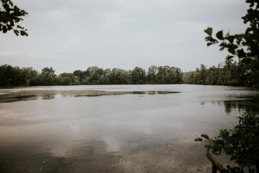Une séance engagement en pleine nature - Arnaud Delaunay photographe