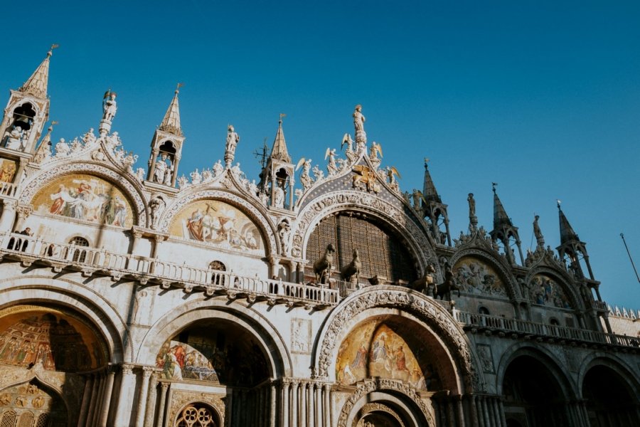 photo du palais des Doges à Venise | photographe mariage Chartres