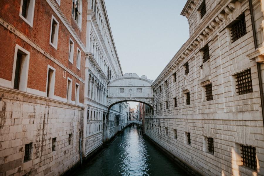photo du pont des soupirs à Venise | photographe mariage Eure et Loir (28)