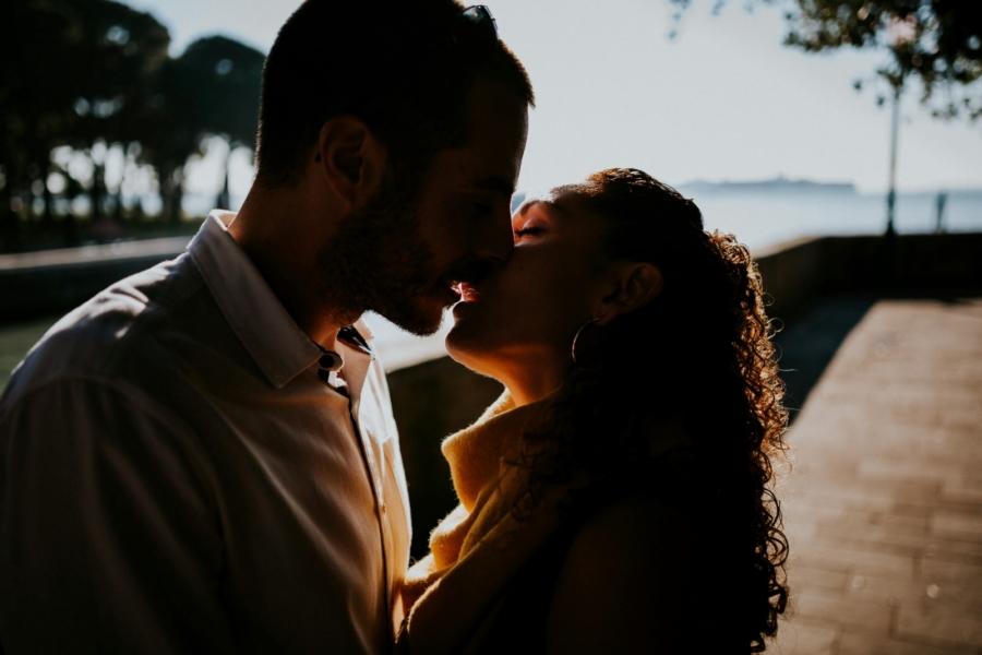 Une séance engagement à Venise | photographe mariage Eure et Loir