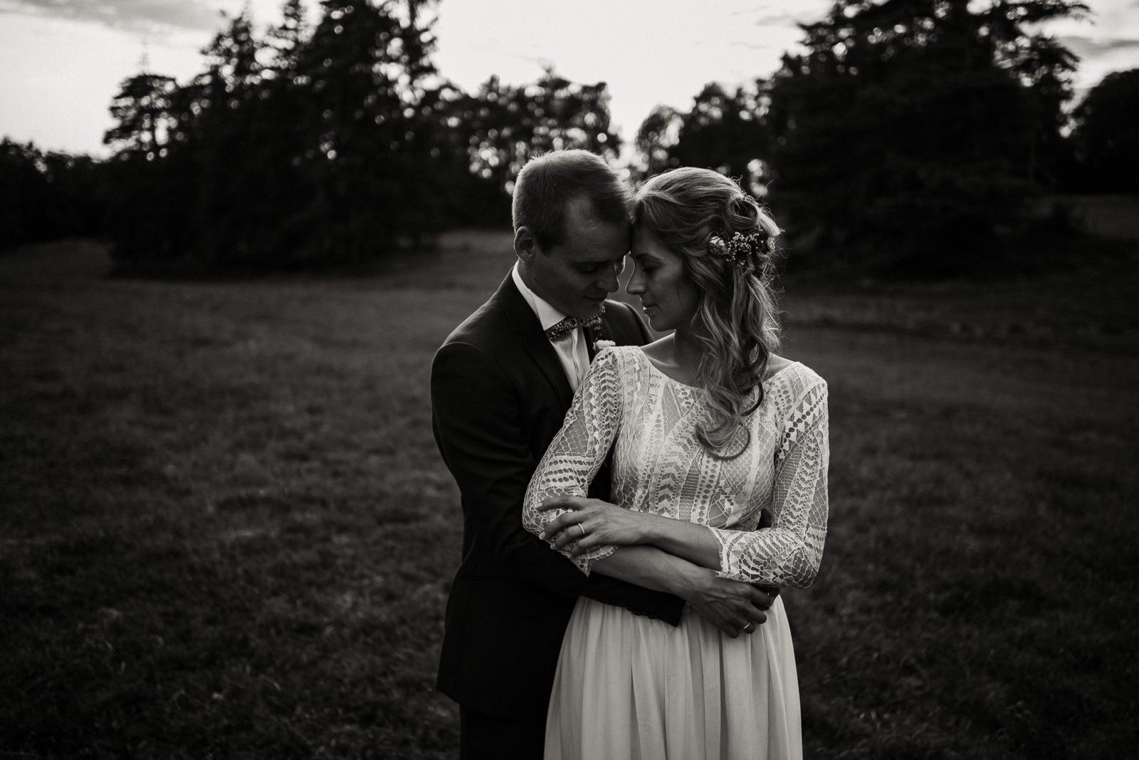 reportage photographe mariage au château de Courtalain