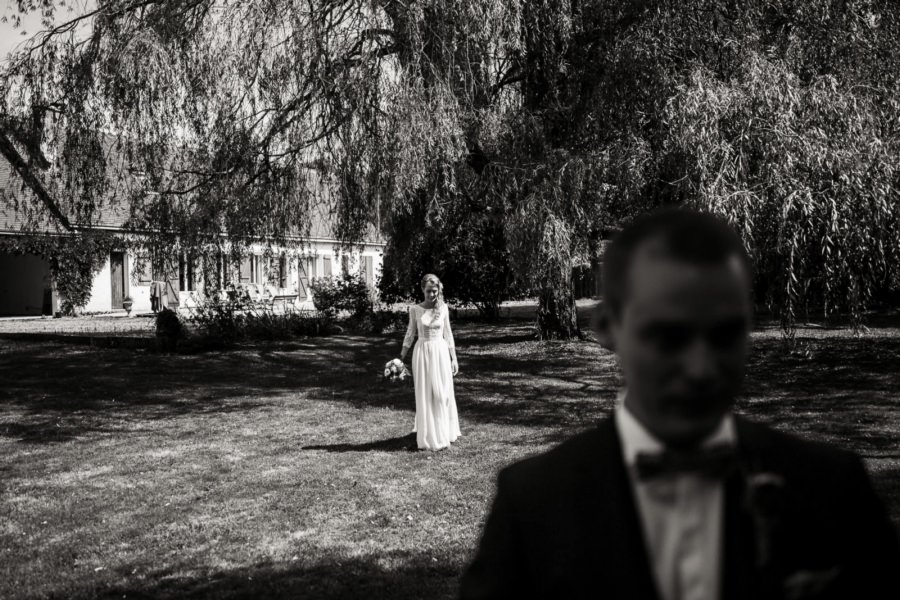 Un mariage au château de Courtalain-Arnaud Delaunay