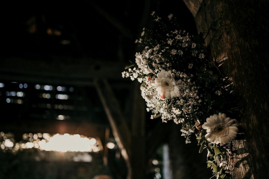 Photos de décoration d'un mariage au manoir de Vacheresses