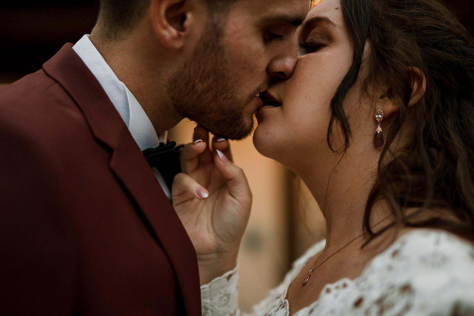 photographe mariage domaine de la thibaudiere